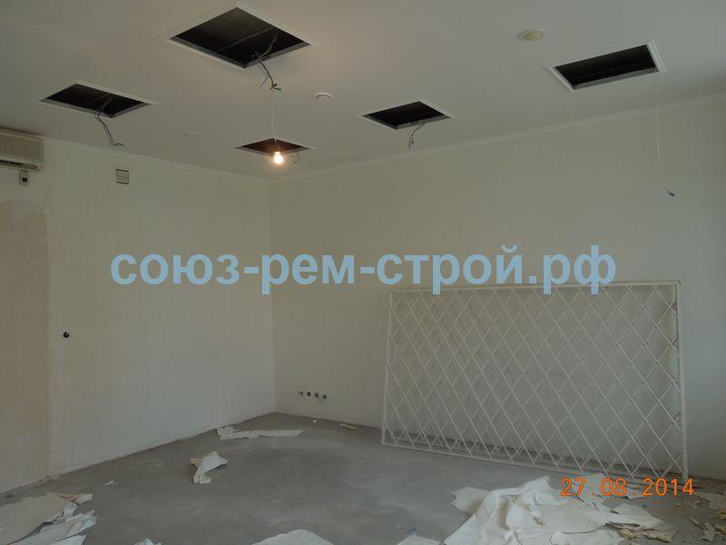 Наши фотографии ремонта офисов
